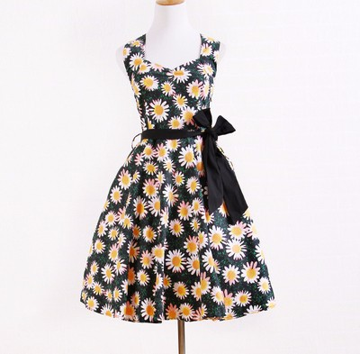 custom design clothing 50's dress manufacturer small minimum dropshipping full dress for wedding party