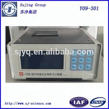 Y09-301 Laser Airborne Particle Counter Dust Particle Counter China Manufacture