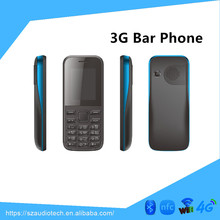 low price China 3G mobile phone with BL-5C 1000mAh with flash light display 1.77 inch 3g WCDMA
