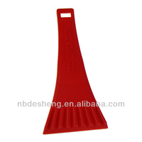 Promotional Plastic Auto Ice Scraper With Handle