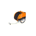 Portable Mini Tipping Pet Trailer with rain shield sale