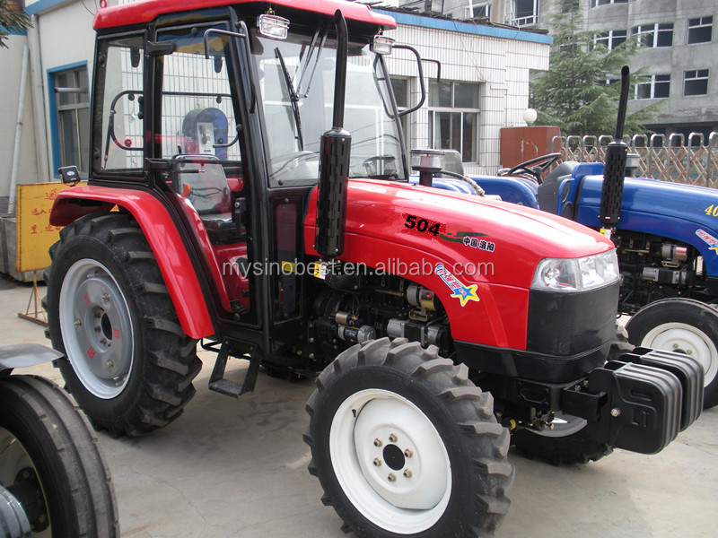 German Tractor Manufacturers Iron Function Uses Four Wheel Hand Tractor