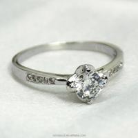 cheap price tanzanite midi rose diamond rings