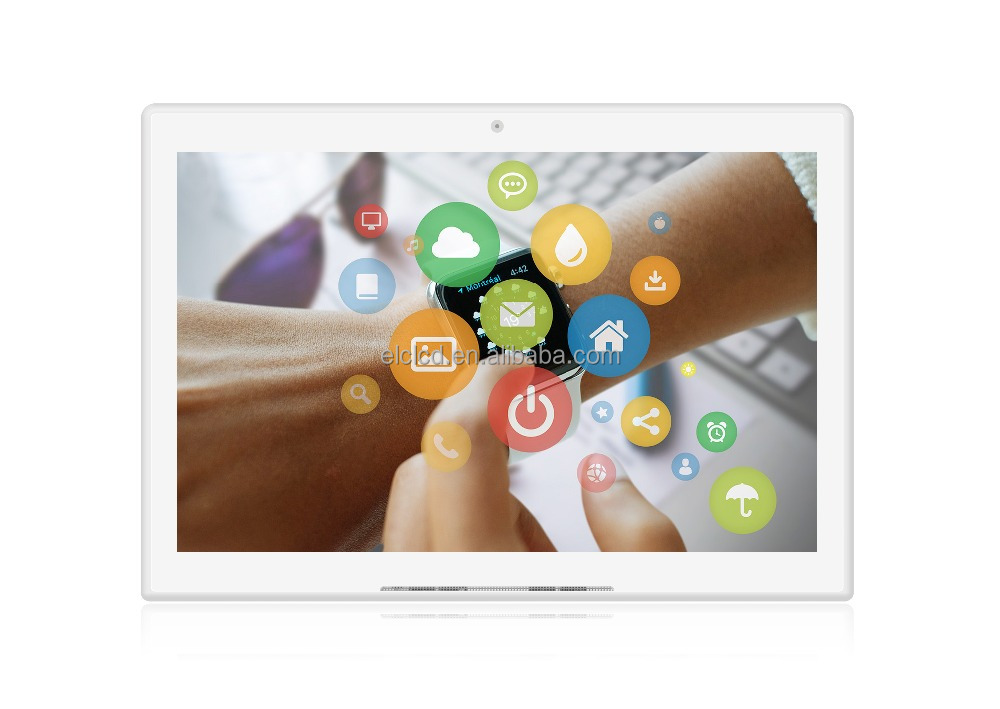 10.1'' Capacitive Touch Advertising Tablet