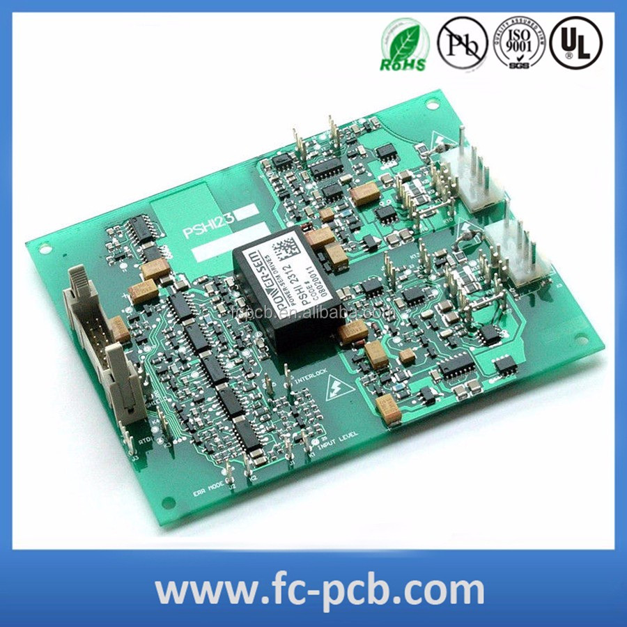 Oem Pcba Smt Dip Design Led Display Pcb Circuit Board Buy
