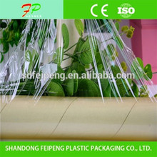 Good Quality Plastic Wrap PVC Cling Film for Food Grade