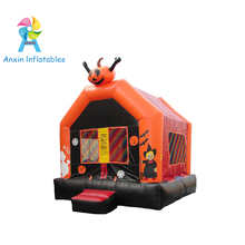 Custom cheap price commercial grade Halloween inflatable Spacewalk/ Moonwalks for sale