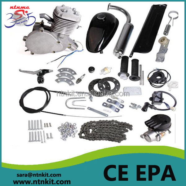80cc 2-Cycle Bike Engine Motor Kit for High Performance Bicycle
