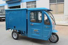 tricycle cargo motorbike