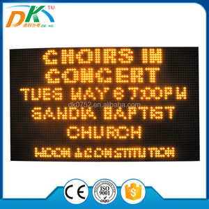 custom P10 full color smd led display module board/outdoor P10 led screen