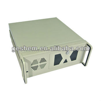 IPC-GS8410 Chinese 4U Industrial chassis, 4U rackmount computer chassis, 4U rack mount industrial pc