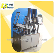automatic cleansing milk tube filling and sealing machine