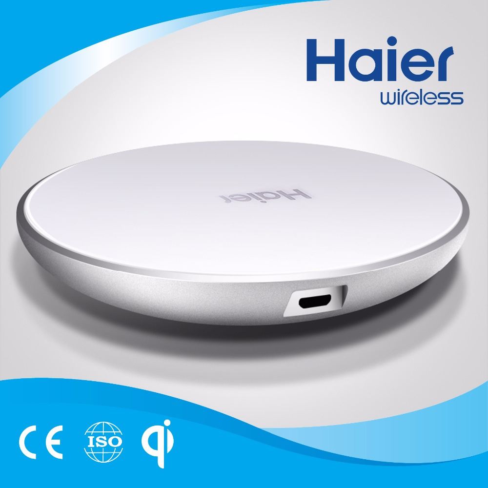 Wholesale Haier Universal Wireless Charger for Samsung Galaxy