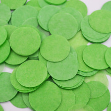 15grams Hearts or Circles, Balloon Confetti Tissue for Party Wedding Confetti