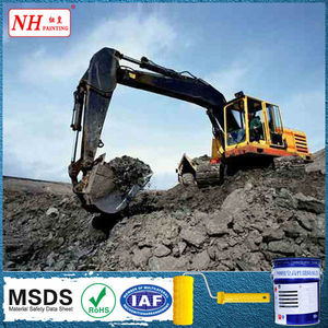 Epoxy zinc rich primer Construction Machinery