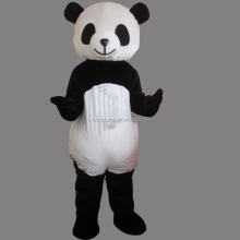 Chinese Panda Teddy Bear Mascot Costume Adult Fancy Dress Cos Xmas
