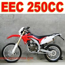 Full Size 250cc Enduro Dirt Bike