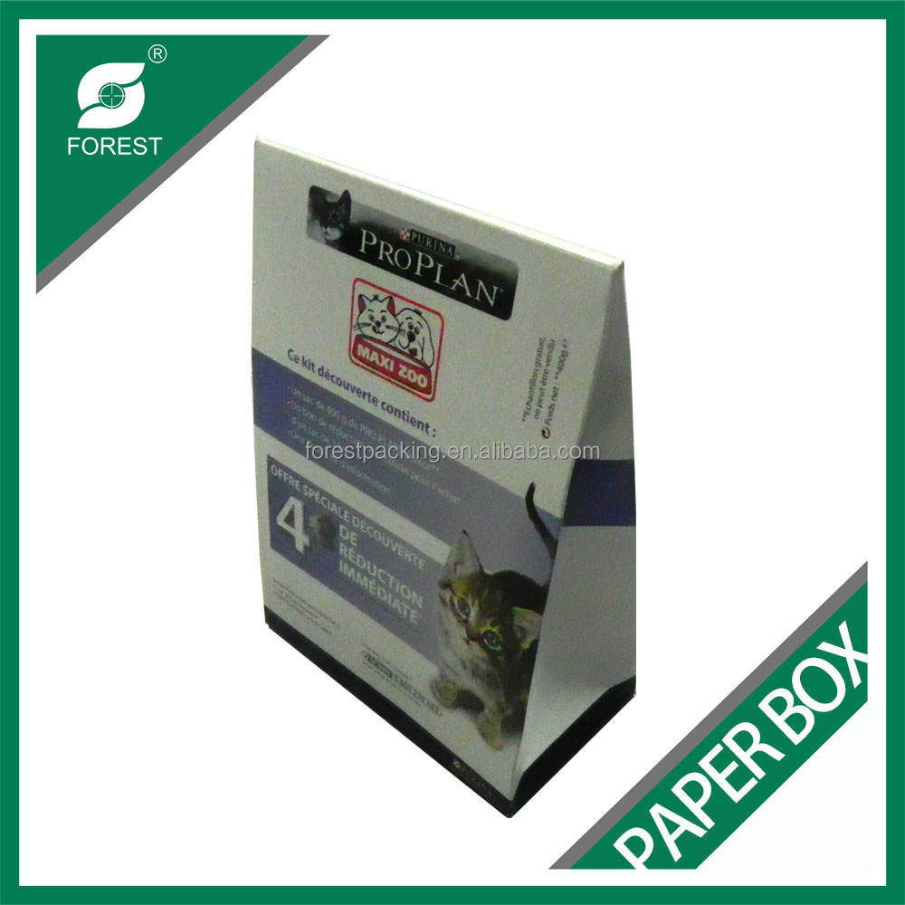 Food Grade Dog/Cat Food Box/Food Box For Pets