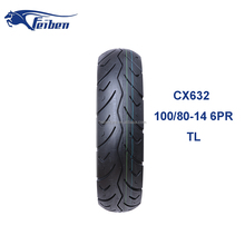 TOP 10 TIRE MANUFACTURERS FEIBEN BRAND 100/80-14 MOBILITY SCOOTER TIRE CX632 TUBELESS TIRE REPAIR KIT