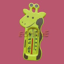 50 pc plastic material baby bath thermometer for wholesale