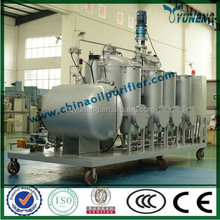 Distilled Diesel Fuel Oil Filtration Machine to Improve Color and Remove Water
