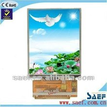 2.2 inch TFT 176*220 Pixels with LED backlight with touch panel