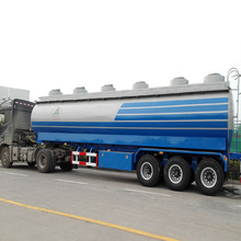 Oil Storage Tanker Truck Semi Fuel Tank Trailer on Sale