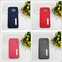 Ultra Thin Candy Color Soft TPU Kickstand Case for samsung s4