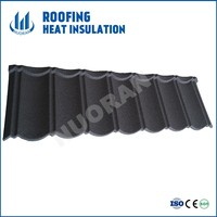 High Quality Roofing Tile Manufacturer/ Mixed Color Stone Coated Roofing Shingles / Aluminum Zinc Steel Stone roof tiles
