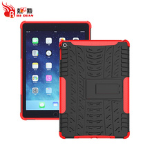 Redian Rugged Protective Case Cover With Kickstand Hybrid Armor For Ipad Air2
