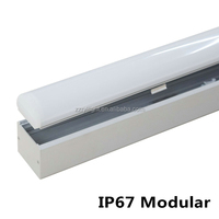 1-10V dimming function, Modular Led lamp system, parking lot lighting