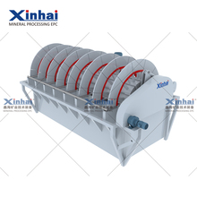 dewatering machine produced by china manufacture , vacuum rotary drum filter