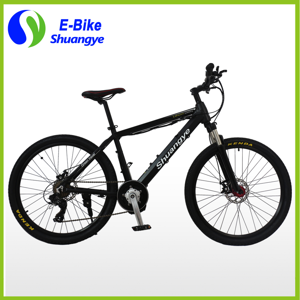 Adult cheap new model electric mountain bike bicycle in China