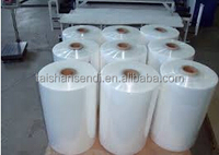 PE Protective film,Wrap Plastic Film Type and LLDPE Material stretch film jumbo roll
