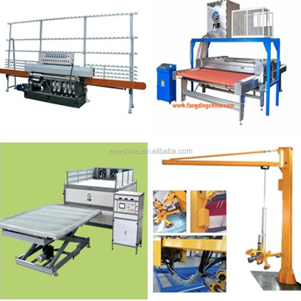 Fangding 4 chambers EVA glass lamination oven for laminated glass on sale