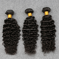 Dyeable virgin Hair Weave For African Americans