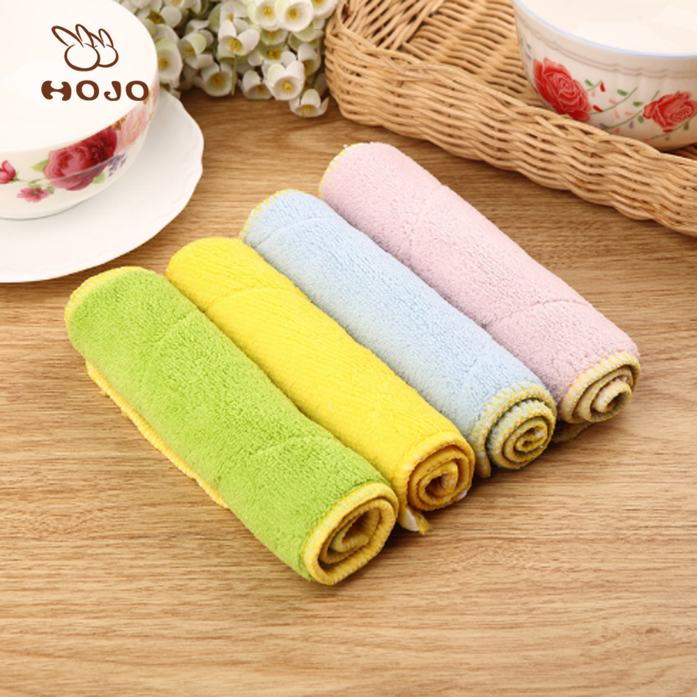 Hot sale small size face towel wash cloth