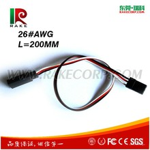 22AWG/26AWG JR/Futaba 3Pin Servo Extension Cable Rc Servo Lead Wire