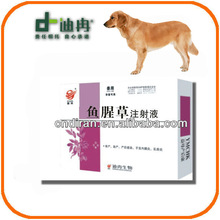 Finished Herbal Medicine for animal Oxytocin Injection