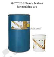 M-707 190L19L double components insulating glass silicone sealant