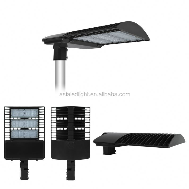 /CE/UL LED Street Lighting Concrete Street Poles