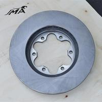 JMA Auto Brake Disc For Toyota Land Cruiser Prado Factory Direct Sale to Trading Company with G3000 Standard T