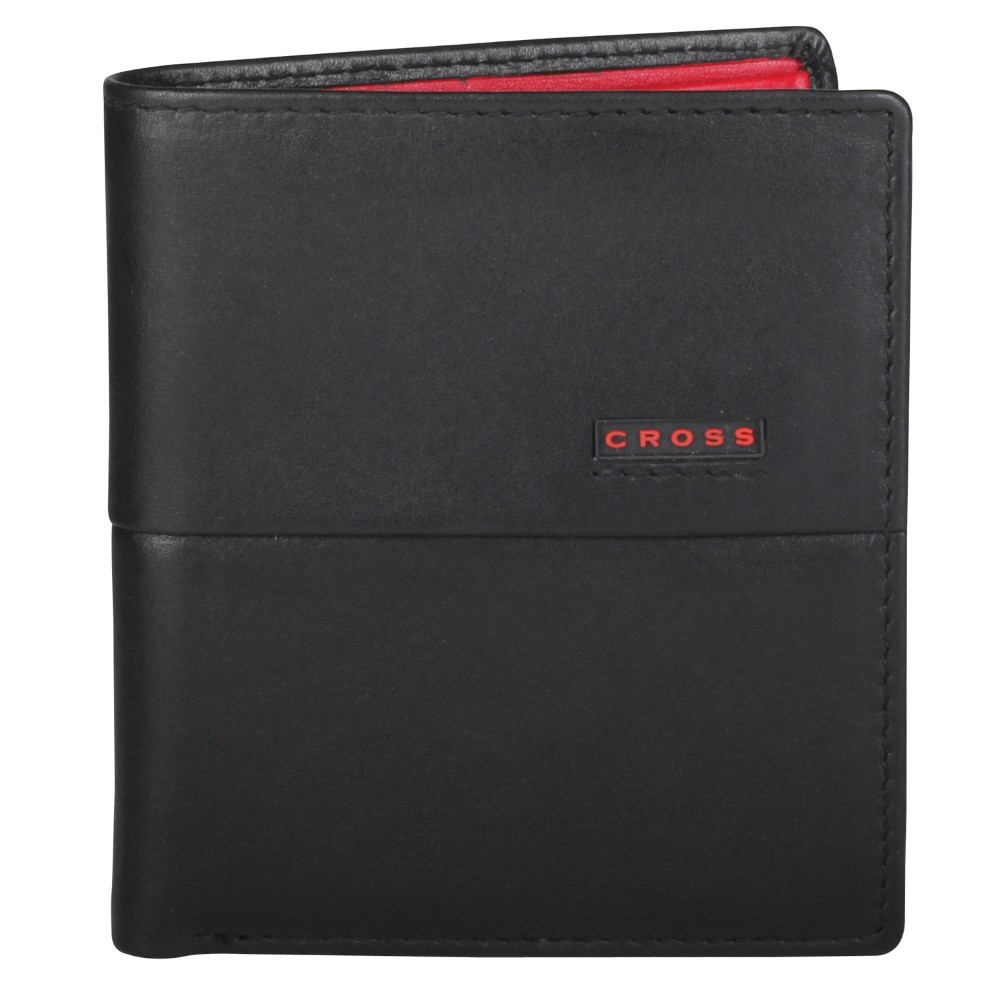 Cross Men's Genuine Leather Note Case