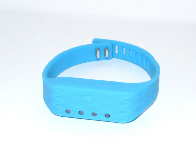 bluetooth low energy pedometer wrist band motion counter