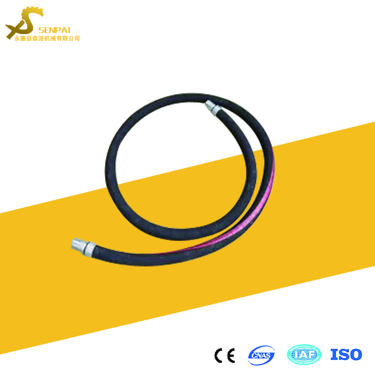 fuel dispenser hose rubber gas hose pipe with nozzle vapor recovery recovery