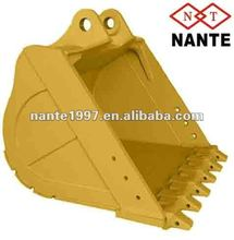 nante 16mn komatsu pc200 0.8m3 high quality excavator bucket
