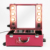 china suppliers hot selling professional makeup trolley case makeup vanity with lights makeup train case