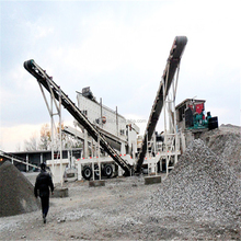 stone crusher plant(400 tons/day capacity,60tons-80tons/hours)