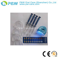 absolute white teeth whitening kit home use dental hygiene kit