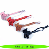 Custom cat muzzle, real leather dog muzzle manufacturers, new muzzle for dog